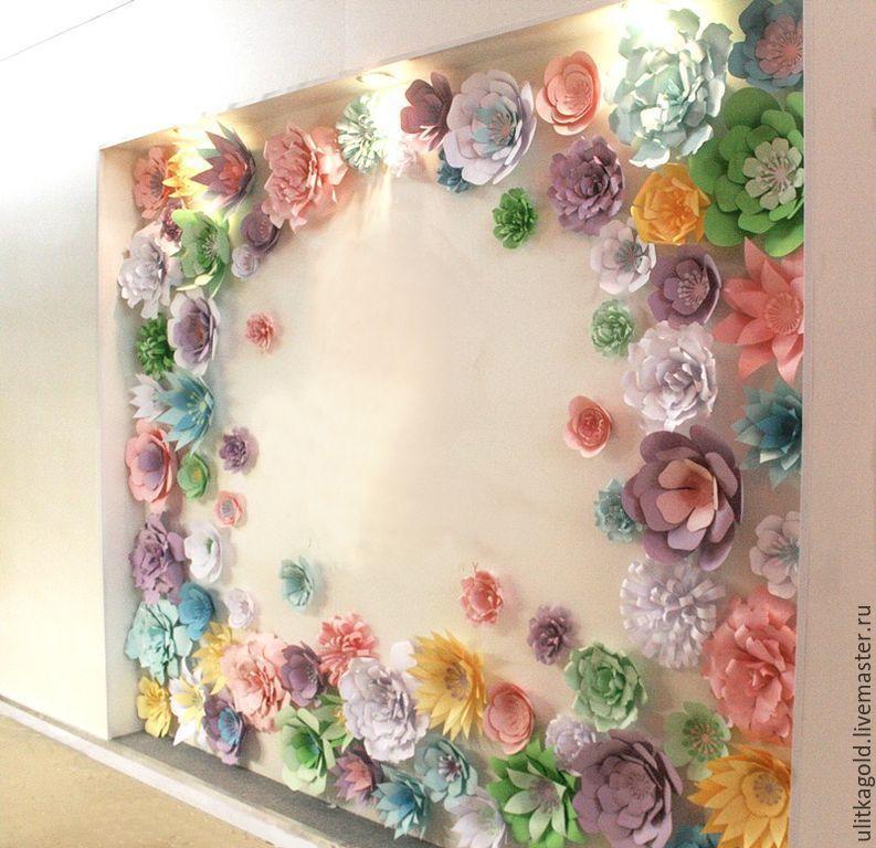 Панно из цветов заказать цветы для элджерона купить украина