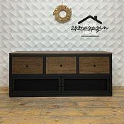 Для дома и интерьера handmade. Livemaster - original item Chest of drawers FANTOMAS.. Handmade.