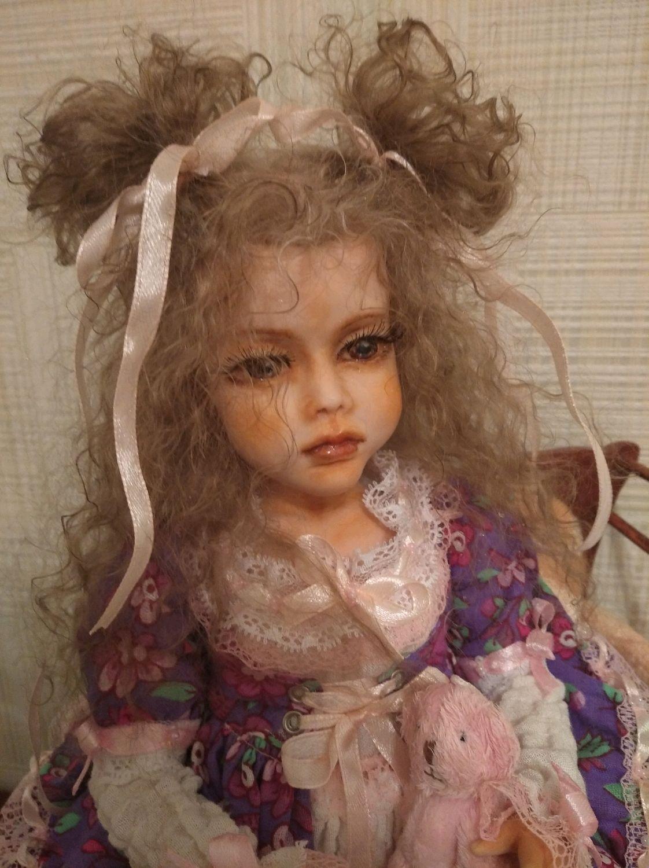 Авторская кукла Мариша, Интерьерная кукла, Муром,  Фото №1