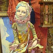 Куклы и игрушки ручной работы. Ярмарка Мастеров - ручная работа Авторская кукла  Флер де Прентан. Handmade.