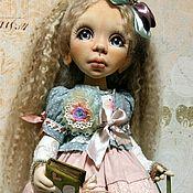 Dolls handmade. Livemaster - original item Textile interior doll. Sophia. Handmade.