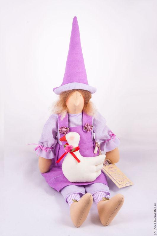 Кукла Тильда волшебница Адалина сплюшка
