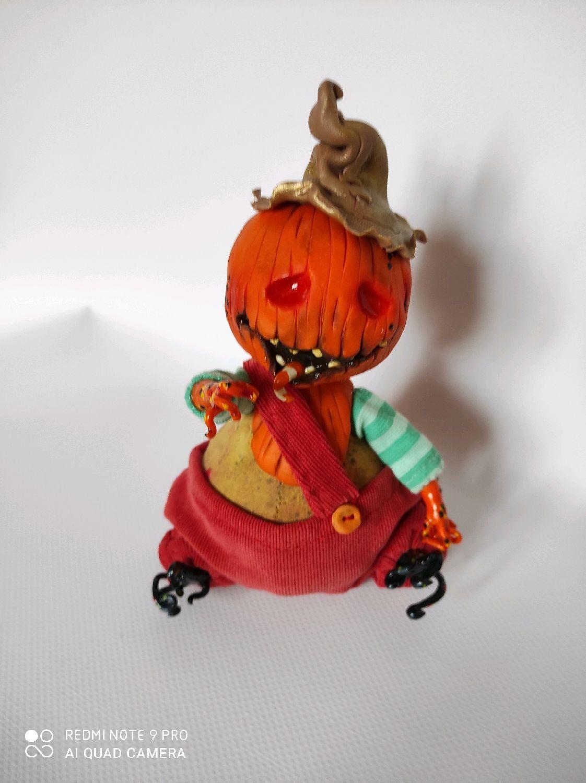 Тыковка Купер, Будуарная кукла, Новосибирск,  Фото №1