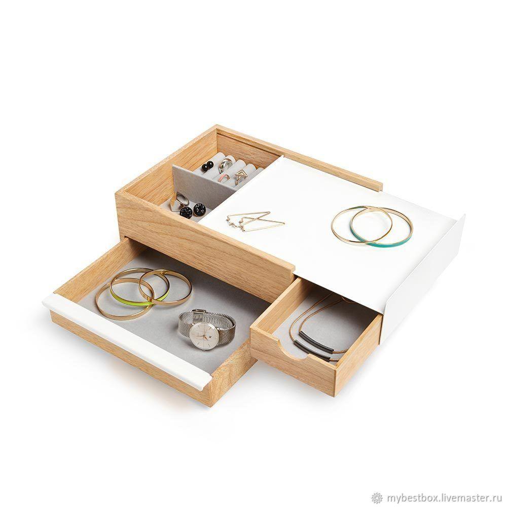 Stowit jewelry box, Box, Moscow,  Фото №1