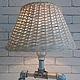 Освещение ручной работы. Ярмарка Мастеров - ручная работа. Купить Лампа в стиле LOFT. Handmade. Белый, цветной, стимпанк, АБАЖУР