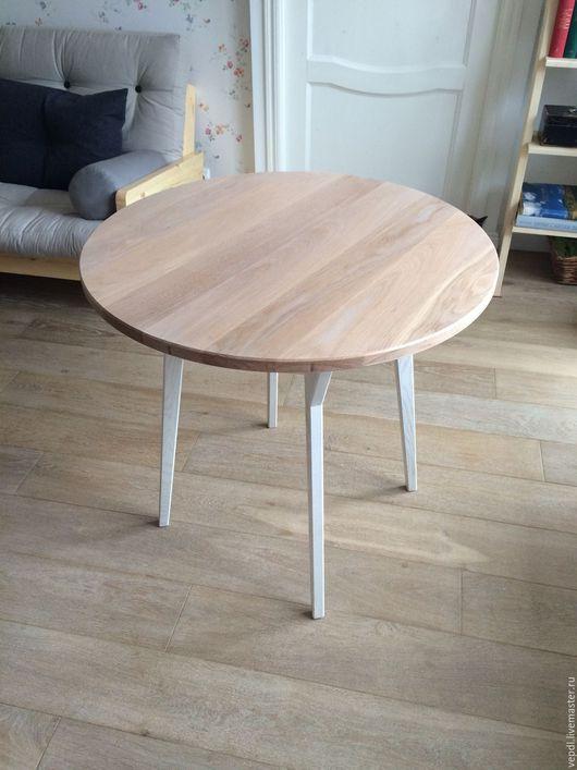 Мебель ручной работы. Ярмарка Мастеров - ручная работа. Купить Обеденный стол. Handmade. Коричневый, дубовая мебель, Дуб
