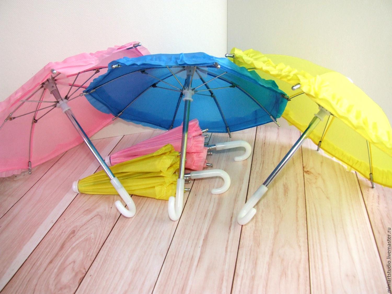 Зонтики своими руками игрушка
