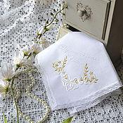 Аксессуары handmade. Livemaster - original item Handkerchief bow. Handmade.
