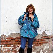 """Одежда ручной работы. Ярмарка Мастеров - ручная работа Куртка """"Весенняя рапсодия"""" 2. Handmade."""