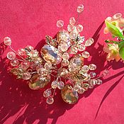 Украшения ручной работы. Ярмарка Мастеров - ручная работа Свадебная украшение. Handmade.