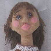 Куклы и игрушки ручной работы. Ярмарка Мастеров - ручная работа УЛЬЯНА КОМСОМОЛКА кукла ручной работы. Handmade.