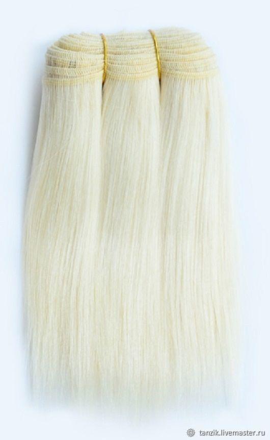 Материалы: Трессы козочка. Натуральные волосы, Шитье, Краснодар, Фото №1