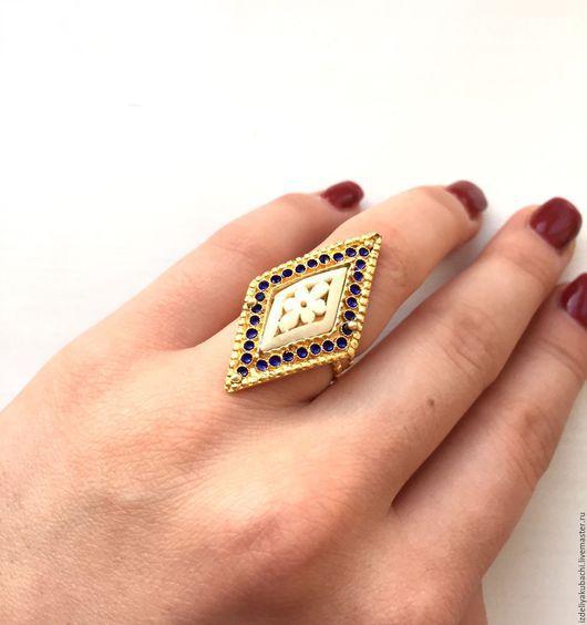 Кольца ручной работы. Ярмарка Мастеров - ручная работа. Купить Серебряное кольцо 875 пробы. Любимое.. Handmade. Голубой
