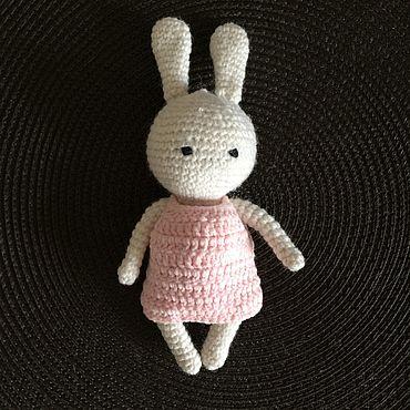 Куклы и игрушки ручной работы. Ярмарка Мастеров - ручная работа Игрушка «Зайка Алекса». Handmade.