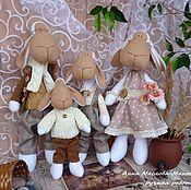 """Куклы и игрушки ручной работы. Ярмарка Мастеров - ручная работа овечки в стиле """"Тильда"""". Handmade."""