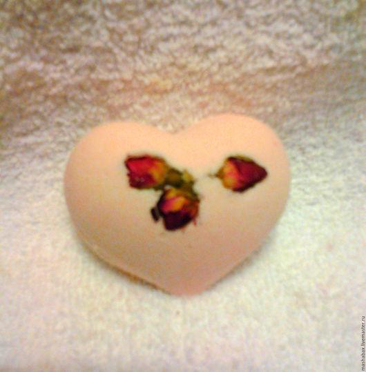 Бомбы для ванны ручной работы. Ярмарка Мастеров - ручная работа. Купить Бомбочка для ванной Роза. Handmade. Бомбочки для ванны, роза