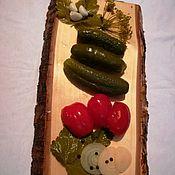 Доски ручной работы. Ярмарка Мастеров - ручная работа Доски для подачи блюд. Handmade.