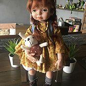 Куклы и пупсы ручной работы. Ярмарка Мастеров - ручная работа Леся. Handmade.