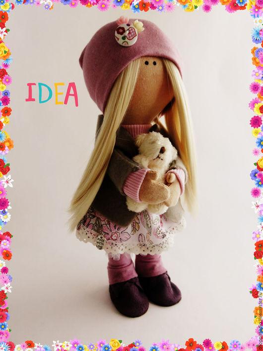 Коллекционные куклы ручной работы. Ярмарка Мастеров - ручная работа. Купить Наборы Малышка (+ магазины). Handmade. Розовый, малышка