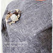 """Одежда ручной работы. Ярмарка Мастеров - ручная работа Платье """"Кофе по восточному"""". Handmade."""