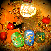 Amulet handmade. Livemaster - original item Stones-helpers from the