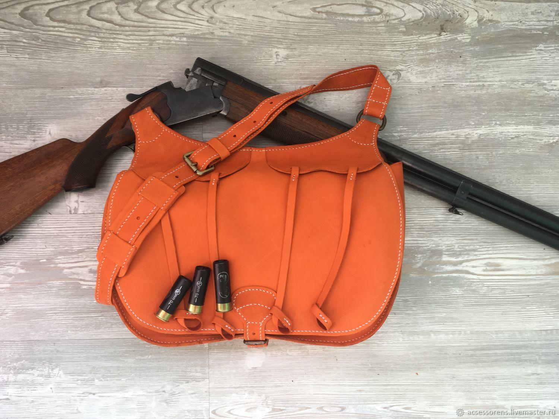 Ягдташ (охотничья сумка), Классическая сумка, Самара,  Фото №1