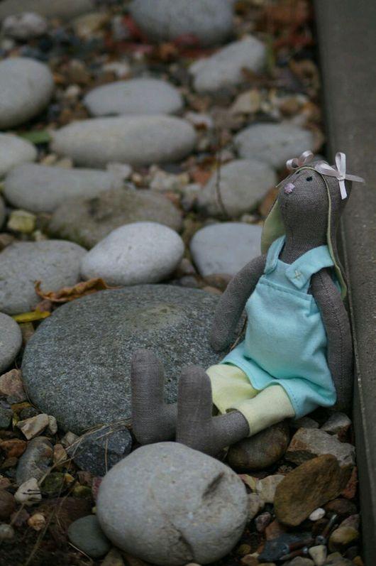 Куклы Тильды ручной работы. Ярмарка Мастеров - ручная работа. Купить Кролик Тильда девочка. Handmade. Кролик ТИЛЬДА, для девочки
