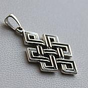 Фен-шуй и эзотерика handmade. Livemaster - original item Amulet longevity Knot. Handmade.