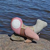 """Куклы и игрушки ручной работы. Ярмарка Мастеров - ручная работа Лоскутная игрушка """"Птица"""". Handmade."""