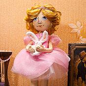 Куклы и игрушки ручной работы. Ярмарка Мастеров - ручная работа Текстильная кукла Мари. Handmade.