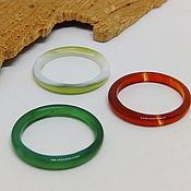 Украшения handmade. Livemaster - original item 17.5 a Set of rings (no. №7). Handmade.