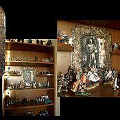 Картины и панно ручной работы. Ярмарка Мастеров - ручная работа Тамплиер. Handmade.