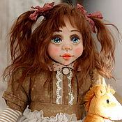 Куклы и игрушки ручной работы. Ярмарка Мастеров - ручная работа Лерочка... Handmade.