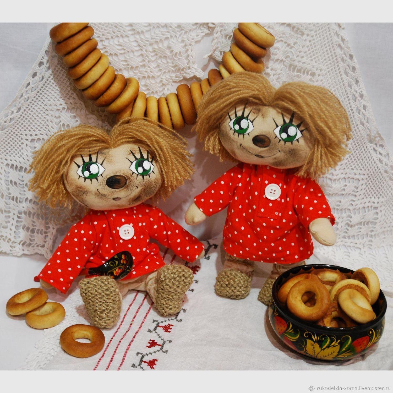 Домовенок кукла, Интерьерная кукла, Старый Оскол,  Фото №1