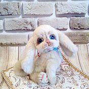 Куклы и игрушки ручной работы. Ярмарка Мастеров - ручная работа собачка Долли. Handmade.