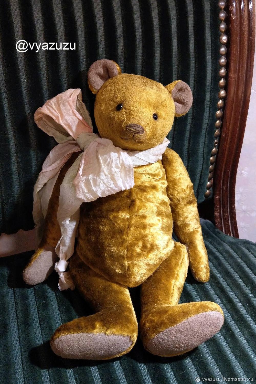 Золотой медвежонок, Мишки Тедди, Москва,  Фото №1