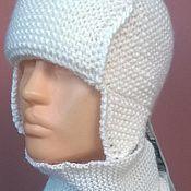 Аксессуары handmade. Livemaster - original item Kit with ear flaps. Handmade.