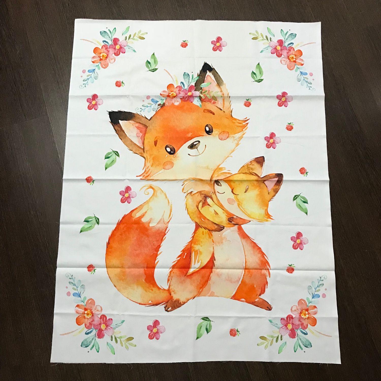 Стиле, открытка на день матери лисенок с цветком шаблоны