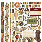 Материалы для творчества ручной работы. Ярмарка Мастеров - ручная работа Simple stories, Awesome. Handmade.