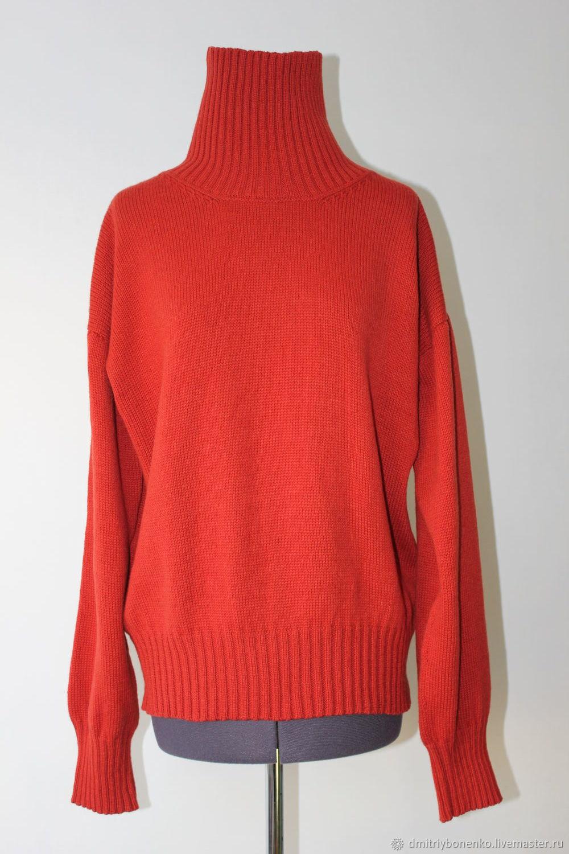 Jersey Merino Umbra', Sweaters, Kaluga,  Фото №1