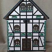 Для дома и интерьера handmade. Livemaster - original item Housekeeper Alpine house locker beige. The housekeeper wall.. Handmade.
