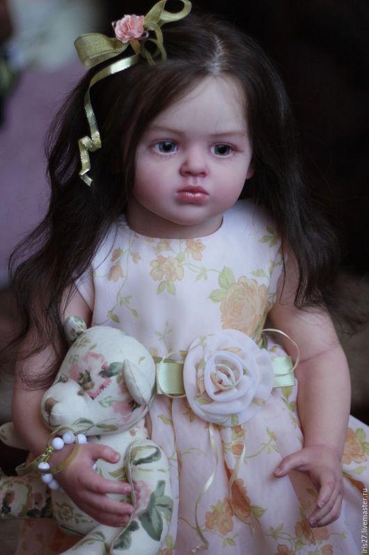 Куклы-младенцы и reborn ручной работы. Ярмарка Мастеров - ручная работа. Купить Кукла реборн Лаура. Handmade. Комбинированный, винил