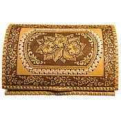 handmade. Livemaster - original item Bread box made of birch bark for 1 loaf
