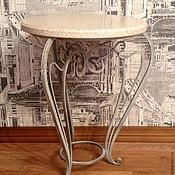 Для дома и интерьера ручной работы. Ярмарка Мастеров - ручная работа Кофейный столик. Handmade.