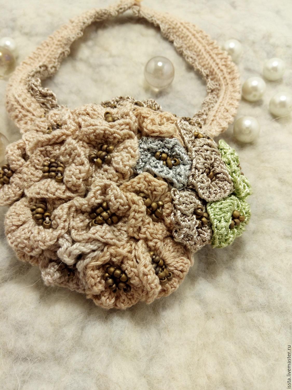 Necklace 'Bella', Necklace, Kaluga,  Фото №1