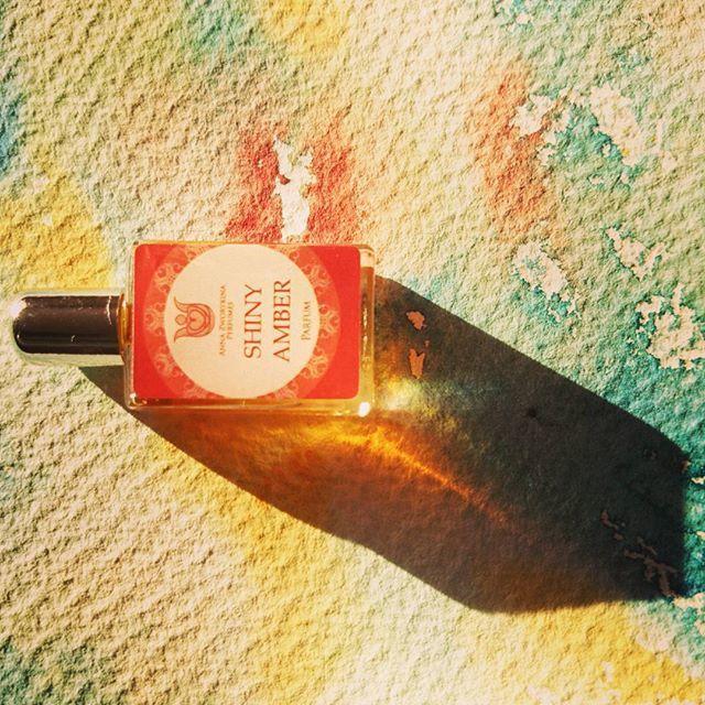 Shiny amber  - Натуральные духи, Духи, Москва,  Фото №1