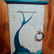 Для дома и интерьера ручной работы. Ярмарка Мастеров - ручная работа Ключница № 14. Handmade.