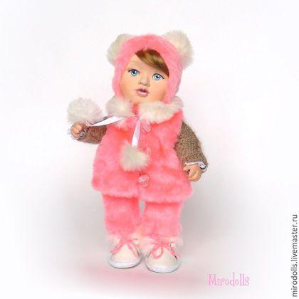 Коллекционные куклы ручной работы. Ярмарка Мастеров - ручная работа. Купить Малышка. Интерьерная кукла. Коллекционная кукла. Авторская кукла.. Handmade.