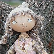Куклы и игрушки ручной работы. Ярмарка Мастеров - ручная работа Набор для создания тыквоголовой куколки. Handmade.