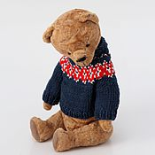 Куклы и игрушки handmade. Livemaster - original item Teddy bear Jokli - soft toy. Handmade.